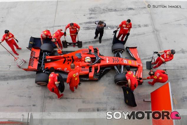 Vettel supedita su continuidad en Fórmula 1 a la normativa de 2021 - SoyMotor.com