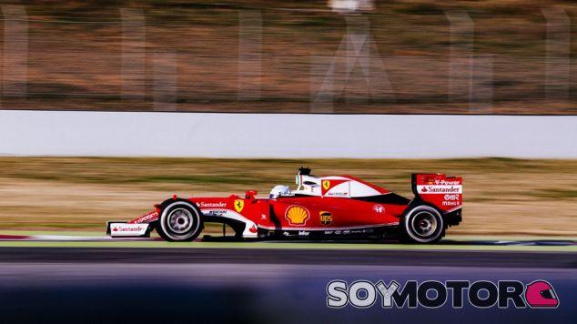 Ferrari ha sido el equipo más rápido en los tests de pretemporada - LaF1