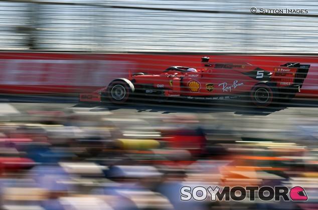 Ferrari en el GP de Australia F1 2019: Viernes - SoyMotor.com
