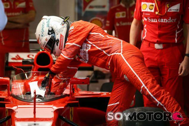 Ferrari en el GP de Gran Bretaña F1 2017: Previo - SoyMotor.com