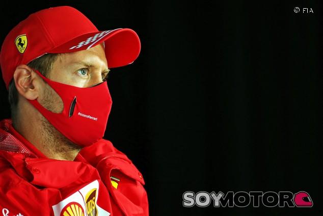 "Vettel busca acercarse a un coche ganador: ""Quiero vencer"" - SoyMotor.com"