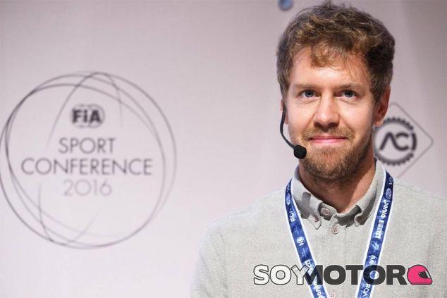 Sebastian Vettel en Turín - LaF1