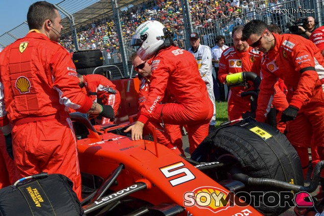 "Bruno Senna confía en Ferrari: ""La primera carrera no es indicativa"" - SoyMotor.com"