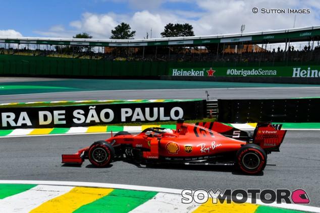 """Vettel saldrá segundo: """"Nosotros tenemos potencia y velocidad"""" - SoyMotor.com"""