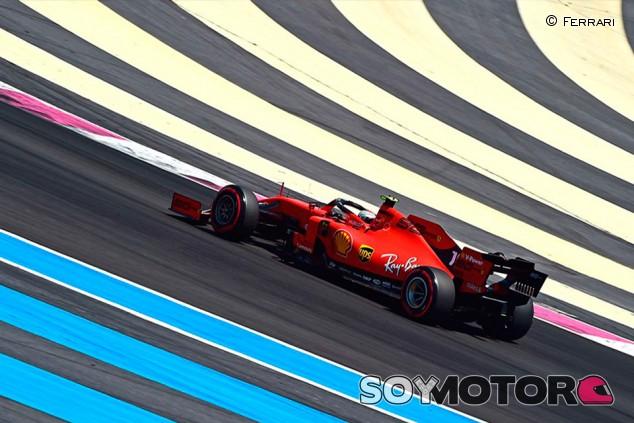 Ferrari en el GP de Francia F1 2019: Domingo – SoyMotor.com