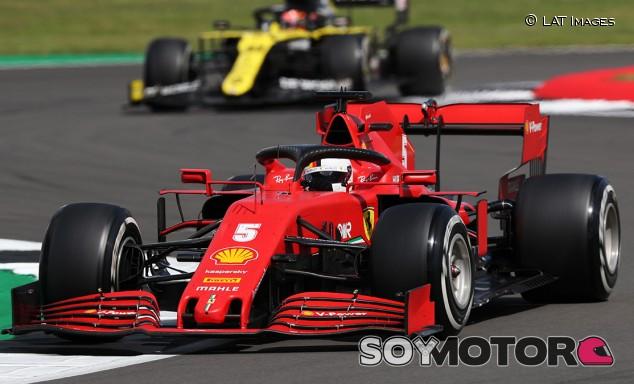 Ferrari en el GP de Gran Bretaña F1 2020: Domingo - SoyMotor.com