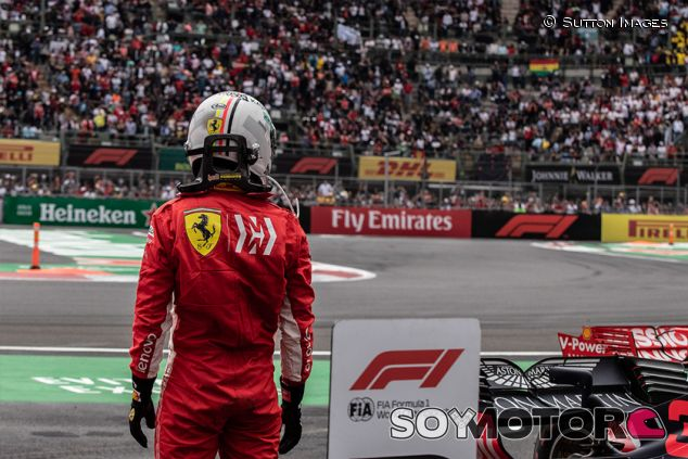 Sebastian Vettel en México - SoyMotor.com