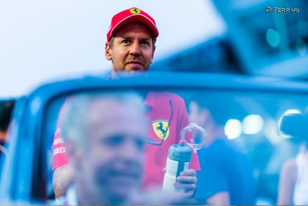Ferrari en el GP de Rusia F1 2019: Previo - SoyMotor.com