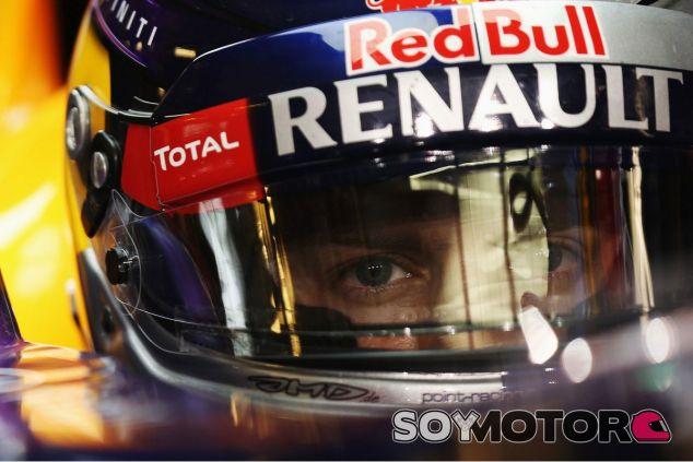 Sebastian Vettel en su RB9 - LaF1