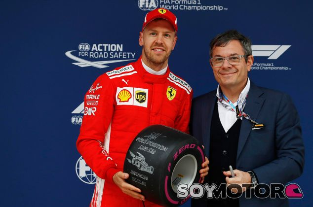 Sebastian Vettel en Shanghái - SoyMotor.com