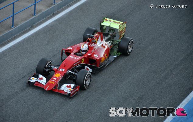 Sebastian Vettel en el Circuito de Jerez - LaF1