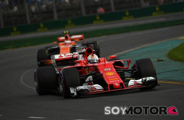 """Vettel, optimista: """"Podemos mejorar mucho"""" - SoyMotor"""