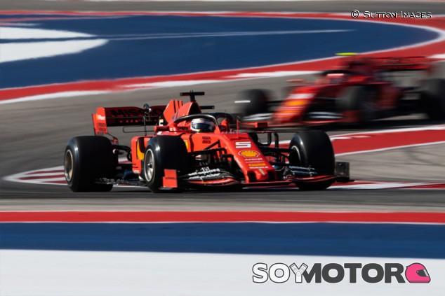 """Vettel y una F1 menos egoísta: """"La época del Multi 21 era diferente"""" - SoyMotor.com"""
