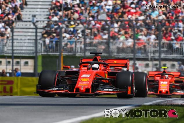 Vettel puede vencer a Leclerc en 2020, según Berger - SoyMotor.com