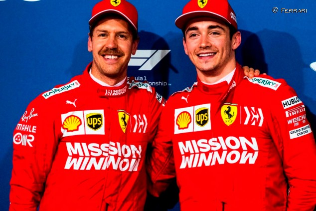 Ferrari en el GP de Baréin F1 2019: Sábado - SoyMotor.com