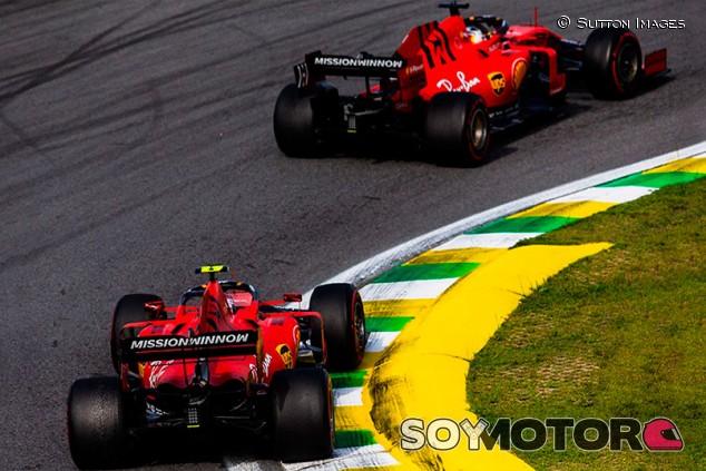 "Rosberg y el choque de Ferrari: ""Leclerc tuvo menos culpa que Vettel"" - SoyMotor.com"