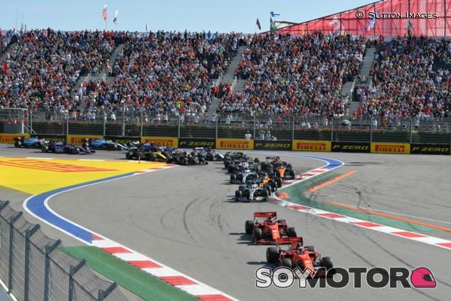 """Palmer: """"Ferrari se complicó la vida en Rusia sin necesidad"""" - SoyMotor.com"""