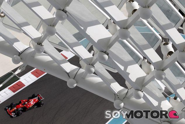 Vettel, el más rápido en los Libres 1 - SoyMotor