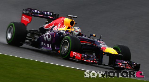 Red Bull en el GP de Brasil F1 2013: Viernes