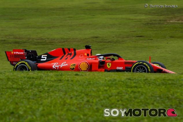 Ferrari saca pecho con un doblete en los Libres 2 de Brasil - SoyMotor.com