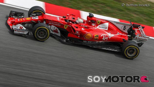 Sebastian Vettel en Malasia - SoyMotor