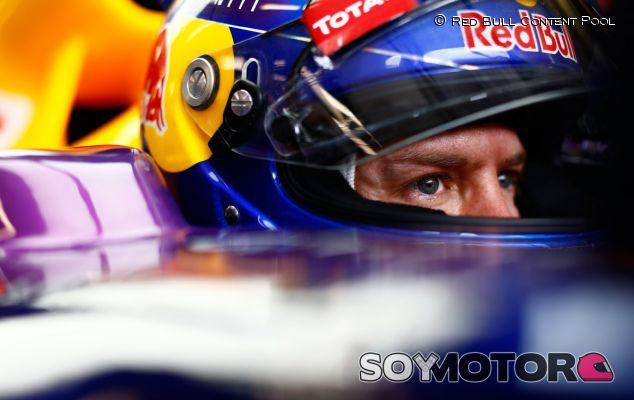 Los jefes de equipo eligen a Vettel como mejor piloto de la temporada