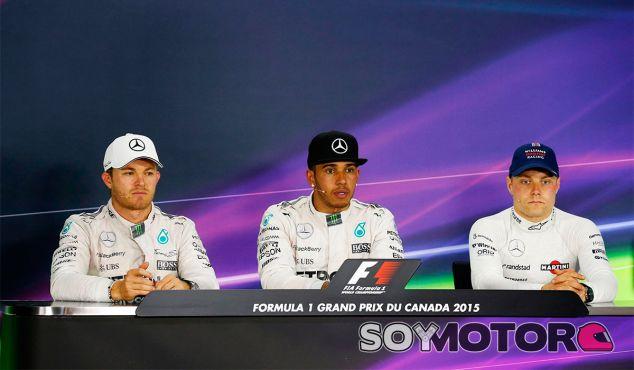 Los tres hombres más rápidos de la carrera - LaF1