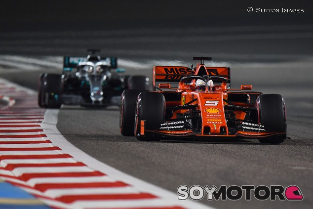 """Mercedes teme a Ferrari en las rectas de China: """"Su potencia es inigualable"""" - SoyMotor.com"""