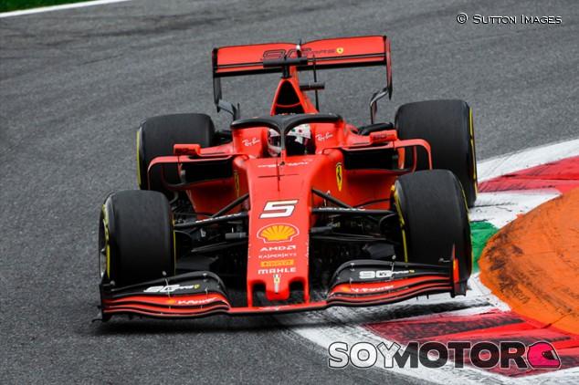 El Ferrari de 2020 se adaptará mejor al pilotaje de Vettel - SoyMotor.com