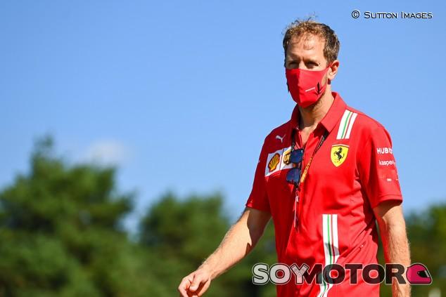 """Racing Point cierra la puerta a Vettel: """"Nunca estuvo dentro del equipo"""" - SoyMotor.com"""