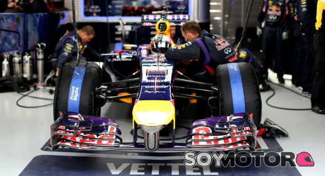 Sebastian Vettel estrenará chasis del RB10 en Barcelona - LaF1.es
