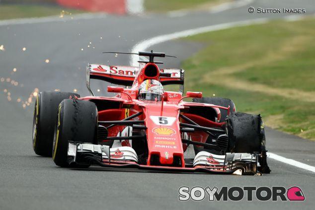 Pirelli analizará lo ocurrido con los neumáticos de Ferrari