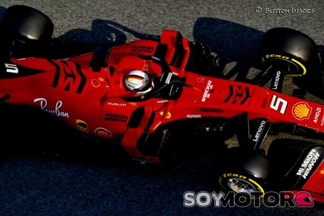 El Ferrari de 2020 tiene un grave problema aerodinámico, según prensa alemana - SoyMotor.com