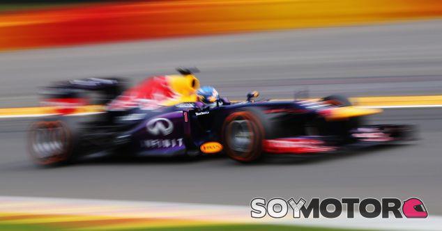 Sebastian Vettel saldrá segundo en el GP de Bélgica F1 2013 - LaF1