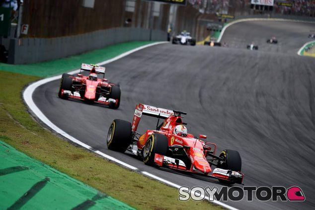 Con sus pilotos por delante, así quiere Ferrari que empiece el 2016 - LaF1