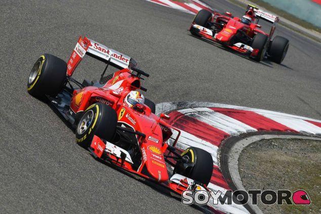 Ferrari quiere alcanzar a Mercedes en 2016 - LaF1