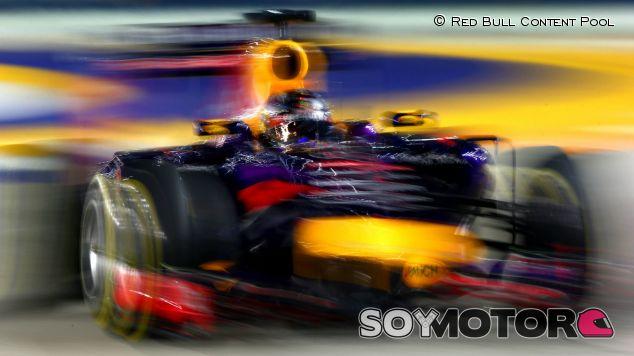 La incompatibilidad con el RB10 lastra el rendimiento de Vettel