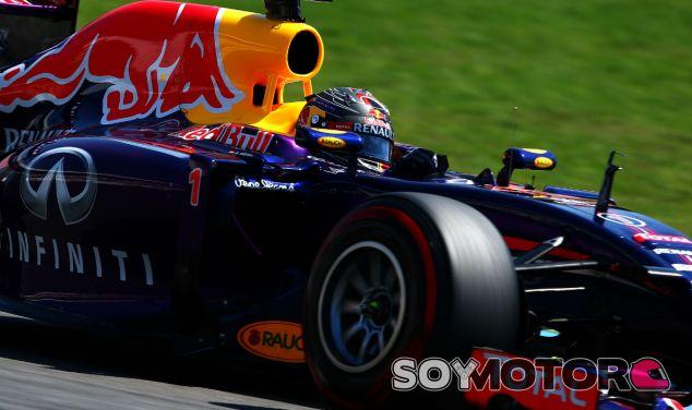 Sebastian Vettel admite que el nuevo combustible no funcionó - LaF1.es
