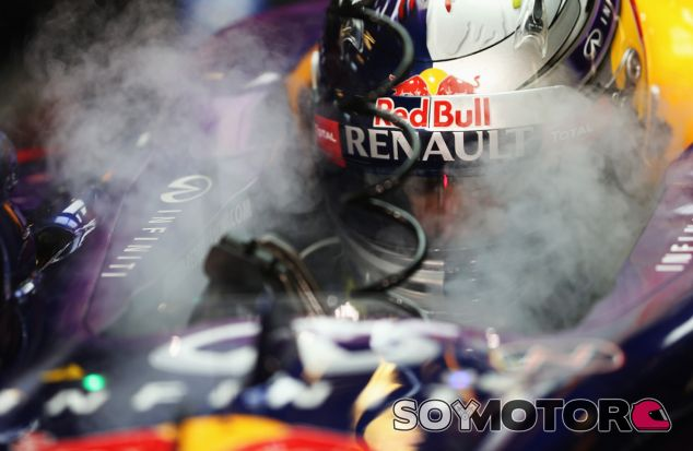 Sebastian Vettel, ganador del GP de Abu Dabi - LaF1