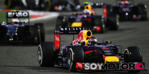 """Vettel: """"Por alguna razón parecía que éramos muy lentos en las rectas"""" - LaF1"""