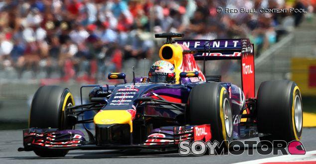 Renault no tiene la culpa del problema de Vettel en Austria - LaF1.es