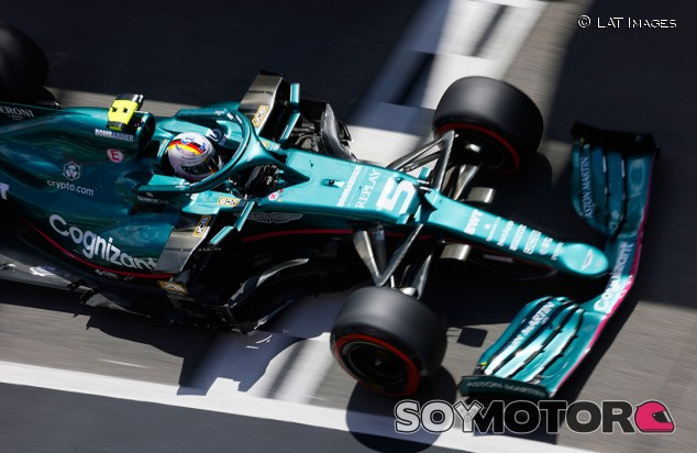 Vettel esta de vuelta: primera Q3 desde Gran Bretaña 2020 - SoyMotor.com