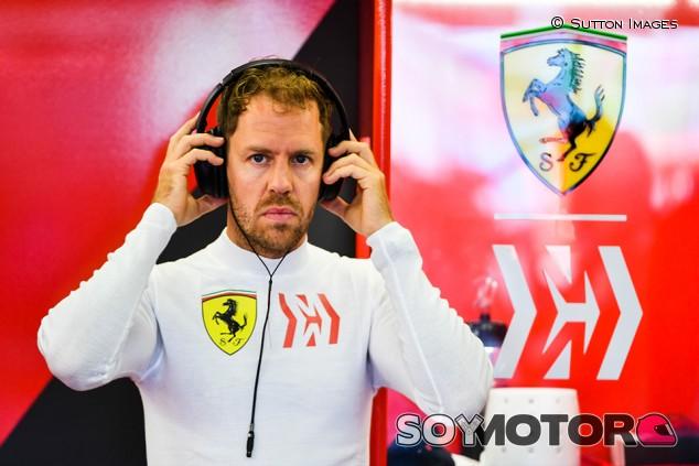 """Vettel: """"No necesito dejar un legado ni que me recuerden"""" - SoyMotor.com"""