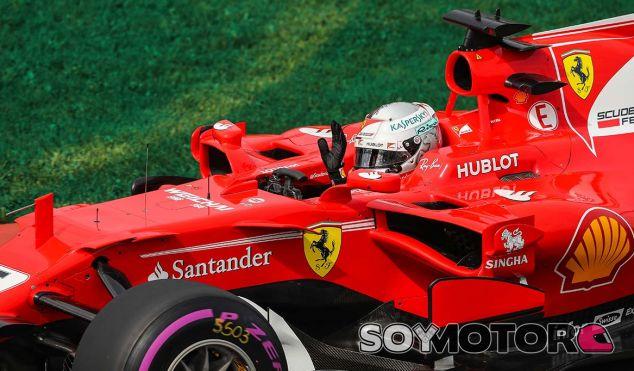 Ferrari en el GP de Canadá F1 2017: Viernes - SoyMotor.com