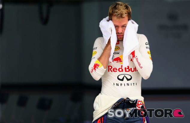 Sebastian Vettel, concentrado en la India - LaF1