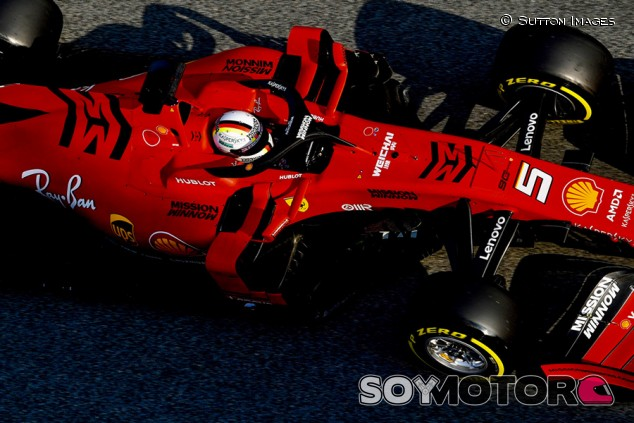 Los logos de Mission Winnow volverán a Ferrari en Baréin - SoyMotor.com