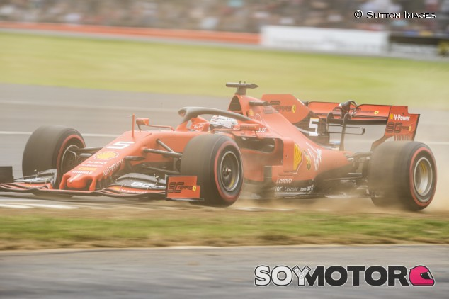 Ferrari en el GP de Gran Bretaña F1 2019: Sábado - SoyMotor.com