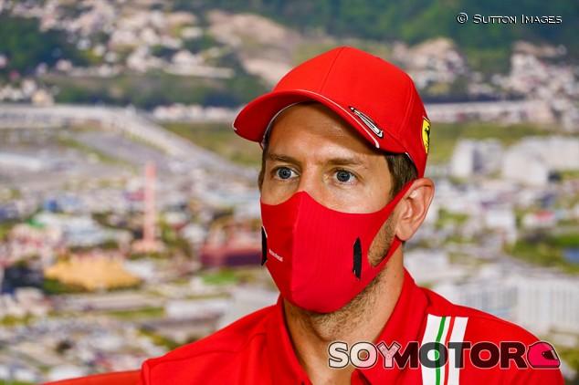 ¿Una carrera con turismos entre pilotos de F1? Vettel se apunta - SoyMotor.com