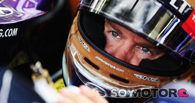 Sebastian Vettel, sorprendido por la marcha de Stefano Domenicali - LaF1
