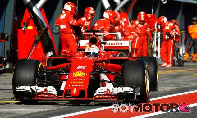"""Alonso: """"Ferrari parece más competitivo, es bueno"""" - SoyMotor.com"""